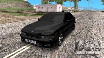 BMW E39 Armenian Vossen para GTA San Andreas