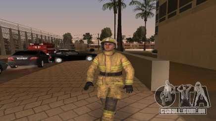 O funcionário do Ministério V. 2 para GTA San Andreas
