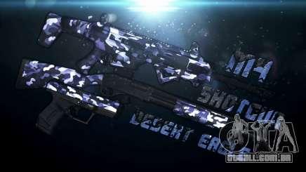 Night Operations Weapon Pack para GTA San Andreas