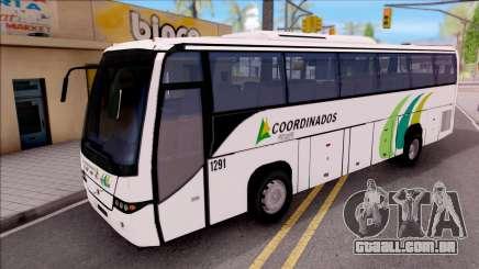 Volvo 9700 Coordinados Bus Mexico para GTA San Andreas