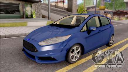 Ford Fiesta ST High Poly para GTA San Andreas