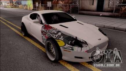 Aston Martin DB9 Drift Style - Race Handling para GTA San Andreas