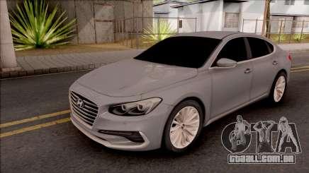 Hyundai Azera 2018 para GTA San Andreas