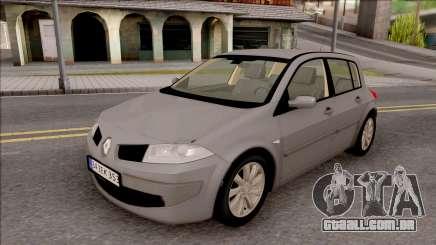 Renault Megane 2 HB Privilege para GTA San Andreas