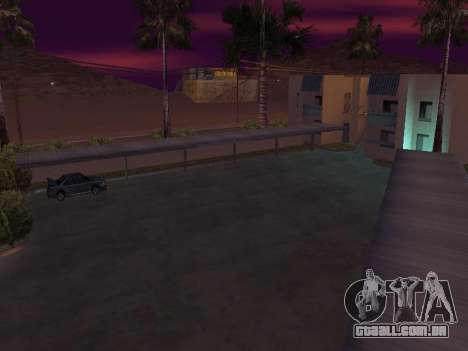 Parking Save Garages para GTA San Andreas