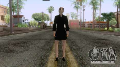 Female Sweater One Piece v1 para GTA San Andreas