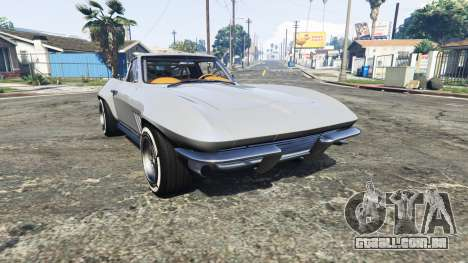 Chevrolet Corvette Sting Ray (C2) [replace] para GTA 5