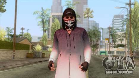 Skin Random v19 para GTA San Andreas