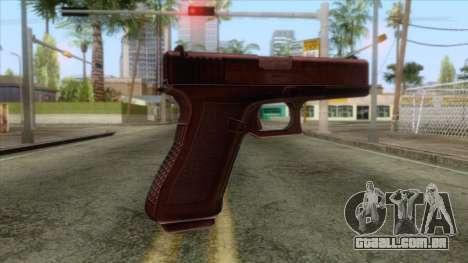 Glock 17 Original para GTA San Andreas segunda tela