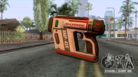Evolve - Medic Gun para GTA San Andreas segunda tela