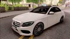 Mercedes-Benz C250 AMG Line v1 para GTA San Andreas