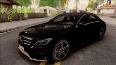 Mercedes-Benz C250 AMG Line v2 para GTA San Andreas