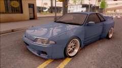 Nissan Skyline R32 Pandem Kit para GTA San Andreas