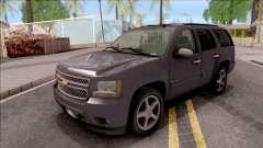 Chevrolet Tahoe LTZ 2008 IVF para GTA San Andreas
