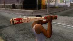 Batman: The Enemy Within - Harley Quinn Bat para GTA San Andreas