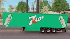 Remolque 7up para GTA San Andreas