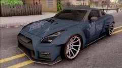 Nissan GT-R Nismo 2017 DDK