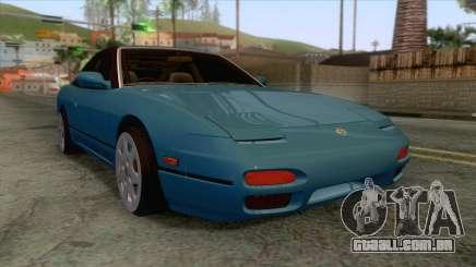 Nissan 240SX Stock FM7 para GTA San Andreas