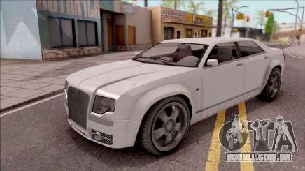 GTA IV Schyster PMP 600 para GTA San Andreas