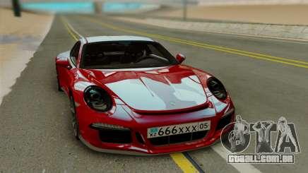 Porsche 911 R 2016 para GTA San Andreas