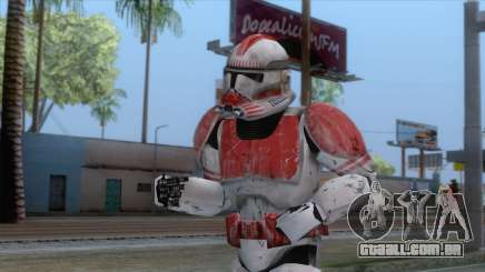 Star Wars JKA - Clone Shock Trooper Skin para GTA San Andreas
