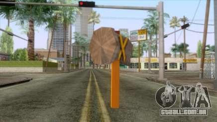 New Super Mario Bros Hammer para GTA San Andreas