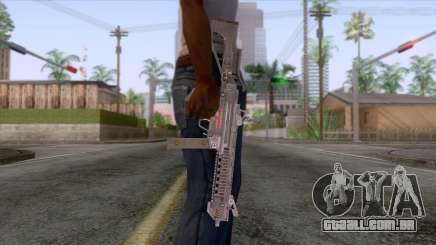 MP5 Swordfish SMG para GTA San Andreas
