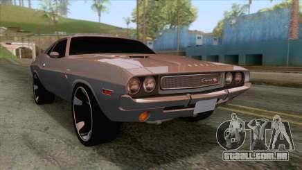 Dodge Challenger 426 Hemi 1970 para GTA San Andreas