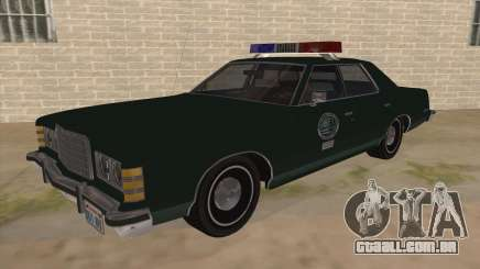 1975 Ford LTD Custom 500 DNREC para GTA San Andreas