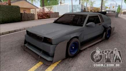 Blista Compact Hillclimb Edition para GTA San Andreas