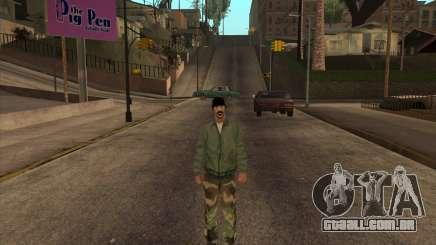 Psycho Beta Skin para GTA San Andreas