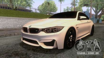 BMW M4 GTS High Quality para GTA San Andreas