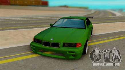 BMW E36 Coupe para GTA San Andreas