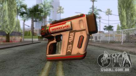 Evolve - Medic Gun para GTA San Andreas