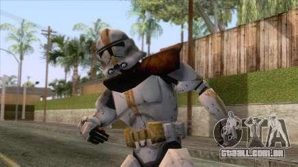 Star Wars JKA - Felucia Clone Skin para GTA San Andreas