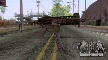 Battlefield 4 - MPX para GTA San Andreas