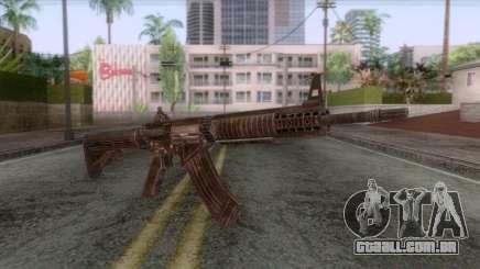 NSR47 Assault Carbine para GTA San Andreas
