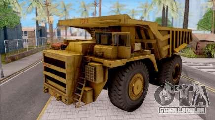 BELAZ-75214 HQLM para GTA San Andreas