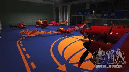 Hangars in SP 1.1 para GTA 5
