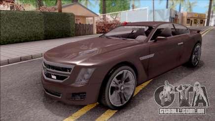 GTA V Albany Alpha FIB para GTA San Andreas