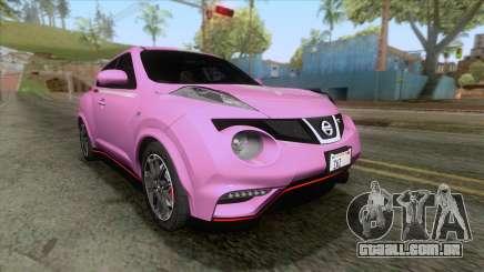 Nissan Juke Nismo RS 2014 para GTA San Andreas