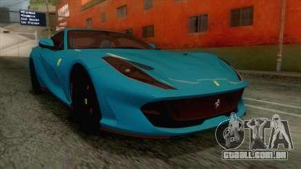 Ferrari 812 Superfast 2017 v1 para GTA San Andreas