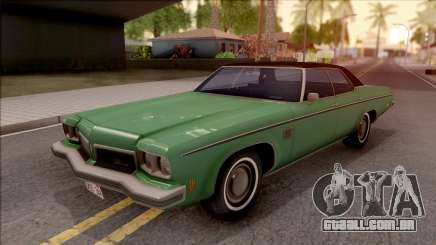 Oldsmobile Delta 88 1973 HQLM para GTA San Andreas