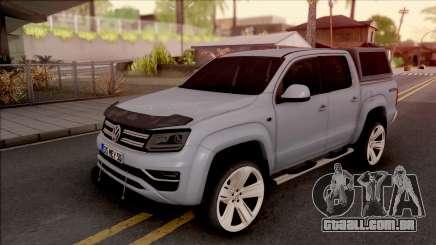 Izmir Volkswagen Amarok Carro para GTA San Andreas