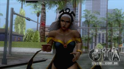 Marvel Future Fight - Storm para GTA San Andreas