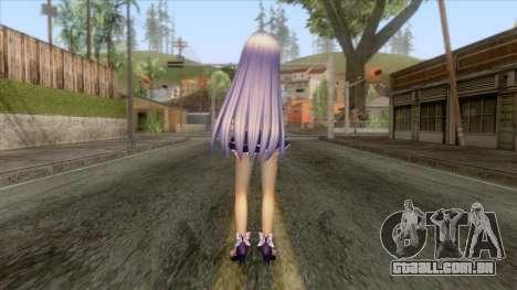 Tiara Skin v1 para GTA San Andreas