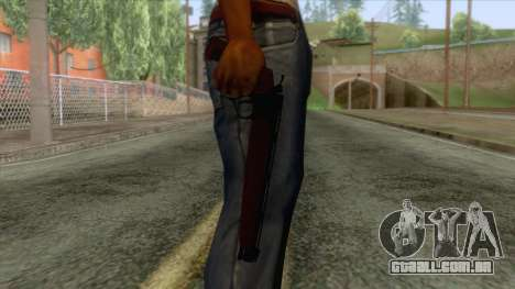 GTA 5 - Marksman Pistol para GTA San Andreas