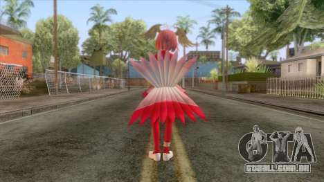 Kemono Friends Vermilion Bird para GTA San Andreas