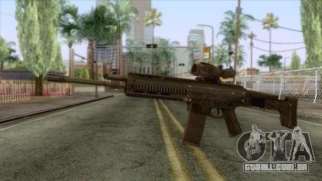 ACR Assault Rifle para GTA San Andreas
