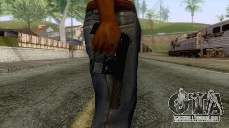 GTA 5 - Machine Pistol para GTA San Andreas